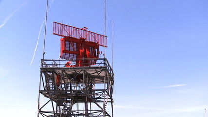 Airport Radar Tower
