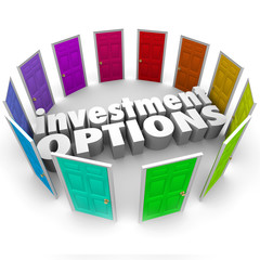 Investment Options Doors Many Paths Choosing Best Savings Plan