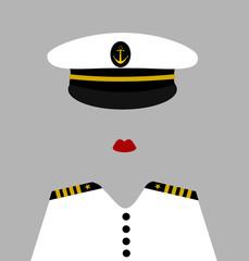 female military sailor