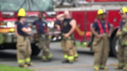 Fireman, EMT, Emergeny Response