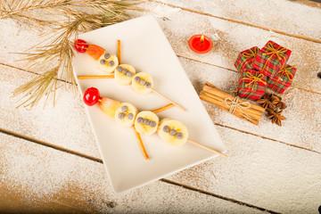 Christmas dessert for kids