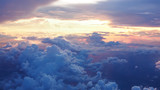 Sky from a Plane