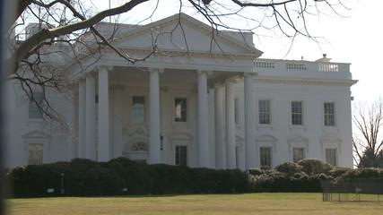 U.S. White House, Tilt Down