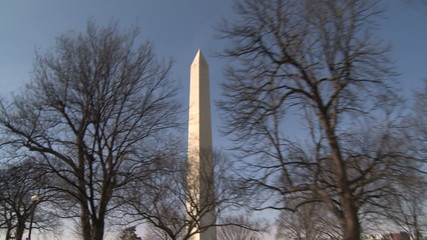 Approaching the Washington Monument