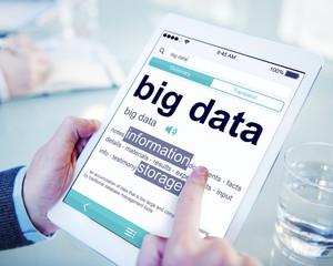 Digital Dictionary Big Data Information Storage
