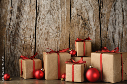 canvas print picture Christmas gifts