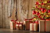 Fototapety Christmas gift