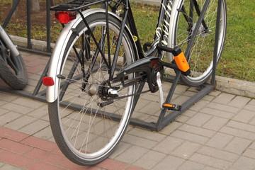 колесо велосипеда