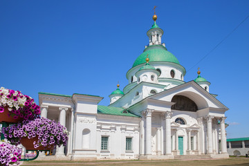 Dimitrievsky Cathedral of the Spaso-Yakovlevsky Monastery