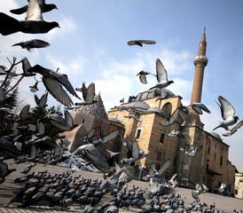 Serafeddin Mosque Konya