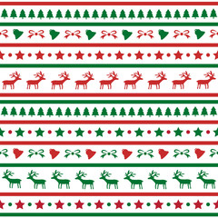 Seamless Christmas background21