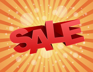 sale business festive background