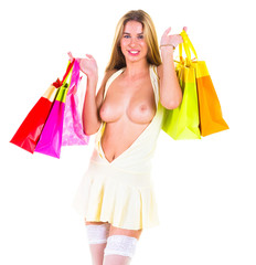 Full Bags Buying Goodies
