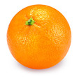 canvas print picture - Orange