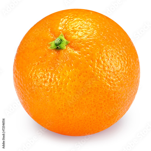 Papiers peints Fruits Orange