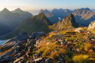Les Iles Lofotens, Norvège.