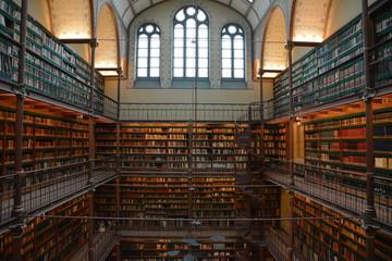 libreria museo amsterdam