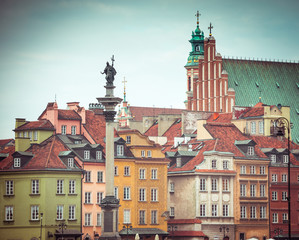 Warsaw Old Town Square