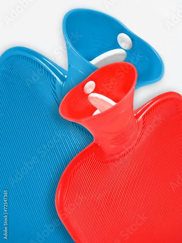 canvas print picture Wärmflaschen