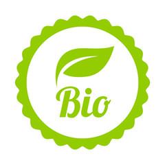 Green Bio icon or symbol