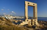 Naxos wyspa w Grecji Cyklady