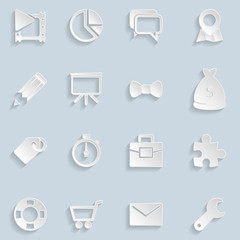 Paper Seo Icons Vol 2