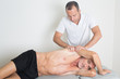 Physiotherapiebehandlung