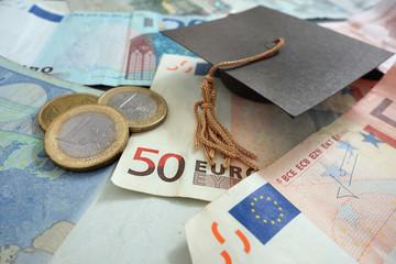 Education money concept
