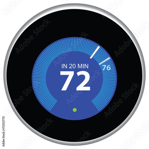 Nest Thermostat Blue - 72552770