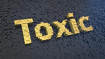 Toxic cubics