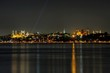On of the Istanbul's Night