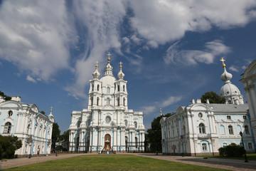 Smolny Kloster St. Petersburg