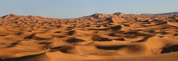 désert de Merzouga