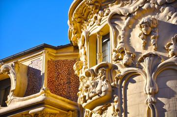 Madrid, mirada arquitectónica, Palacio Longoria