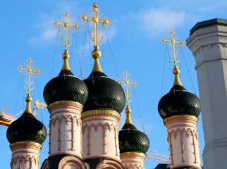 Domes of St. Sophia Cathedral
