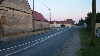 Calme au village