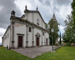 Church of Sv Vida Modesta i Kresencije at Gracisce
