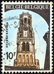 Belfry, Bruges (Belgium 1974)