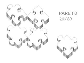 Pareto rule puzzle