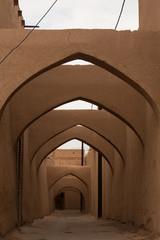 Lehmaltstadt von Yazd