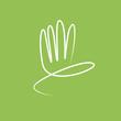 Vector logo friendly environment
