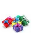 Geschenke - Bunte Päckchen