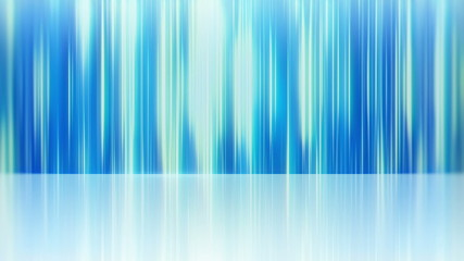 vertical fractal glowing stripes loop
