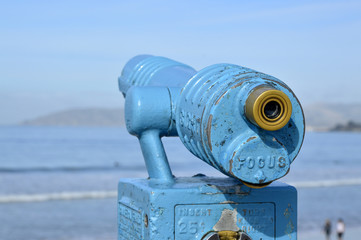 Pismo, Beach, Pier