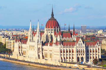 Hungary. Budapest. Parliament palace