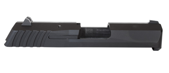 Handgun slide