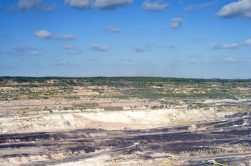 surface coal mining - Poland