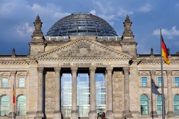 Berlin Reichstag (Government Building)