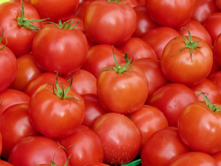 St Jacobs Village red tomatoes 2013