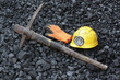 Mining coal - 72579790